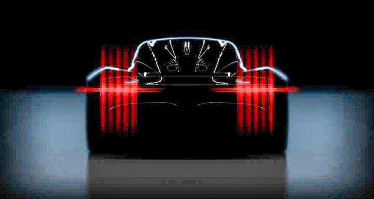 聚焦日内瓦车展 阿斯顿·马丁新超跑来袭