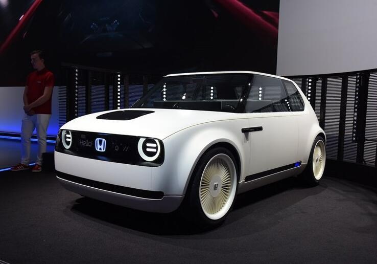 """本田注册""""Honda e""""商标 预示正式进军电气化"""