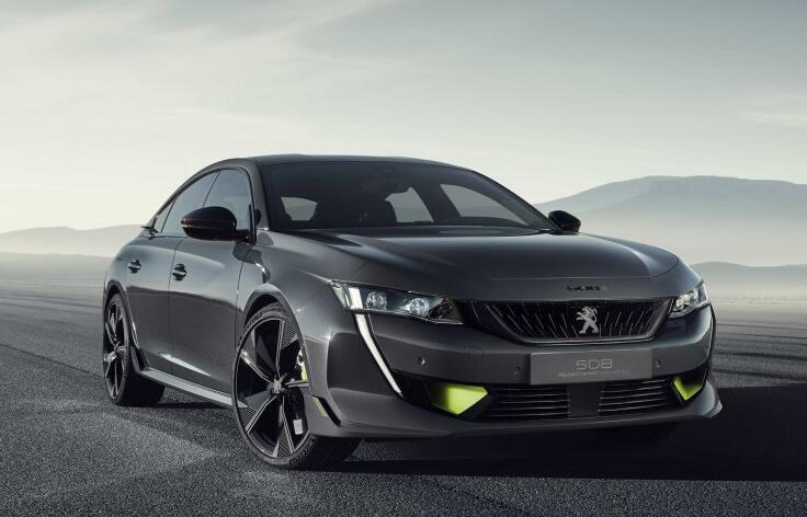 首发日内瓦 标致508高性能概念车官图现已发布