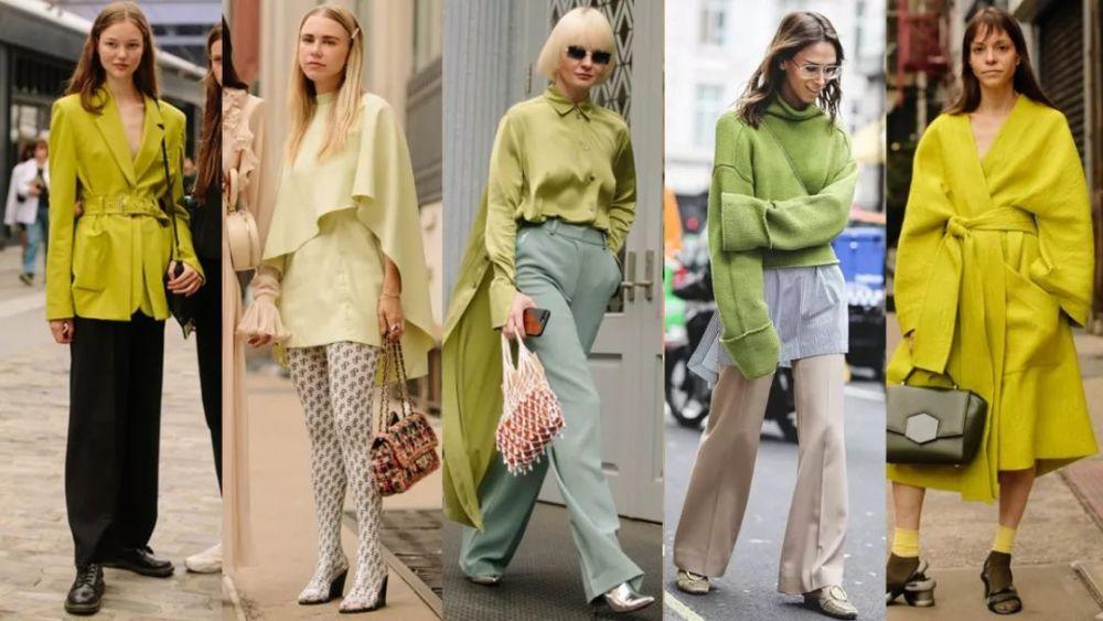 """""""最难穿""""的绿色竟成春夏流行色 实际超美"""