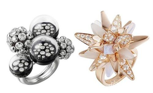 Cartier推出全新一季高级珠宝——「Les Galaxies de Cartier」
