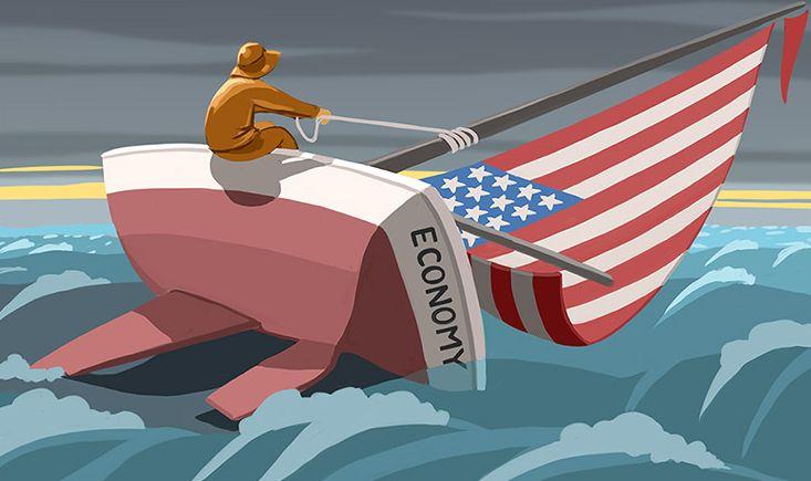 美经济2019第一季度或表现疲弱 消费支出恐成经济减速主要原因