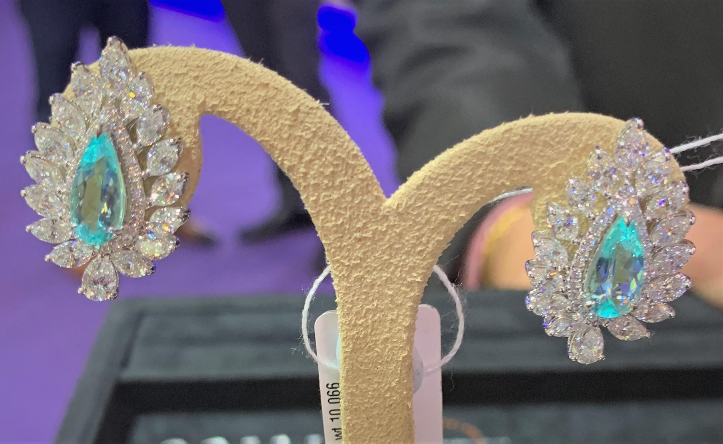 印度最大珠宝商之一KGK亮相香港国际珠宝展