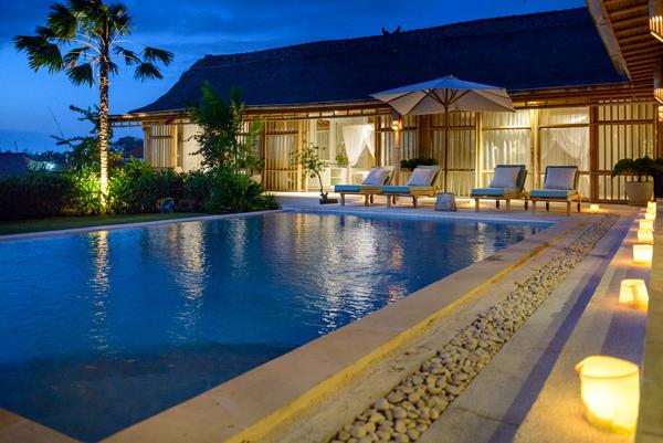 巴厘岛布卢姆菲尔德精品酒店让你远离世界喧嚣