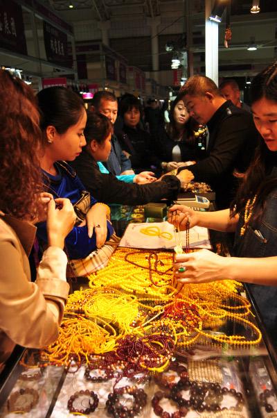 第36届香港国际珠宝展开幕 2615家参展商参与