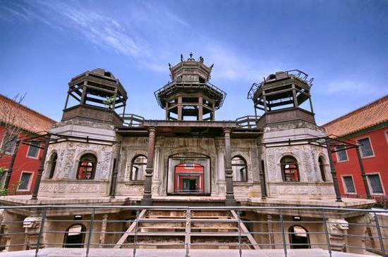 黄廷方将捐赠1亿元用于延禧宫区域建筑的研究性保护和修缮