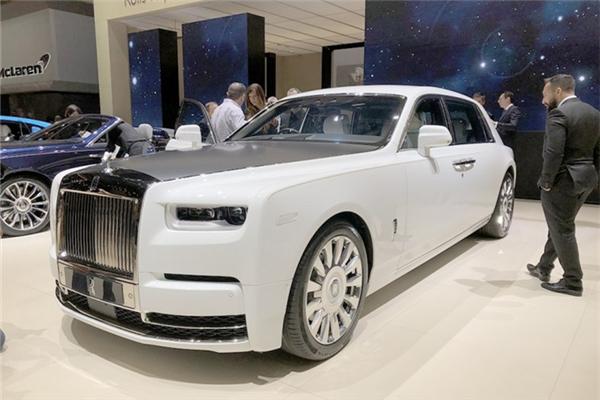 劳斯莱斯于日内瓦车展正式发布幻影特别版车型