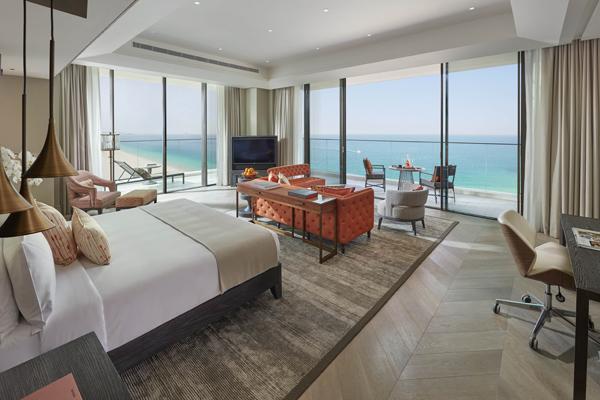 迪拜朱美拉文华东方酒店正式揭幕