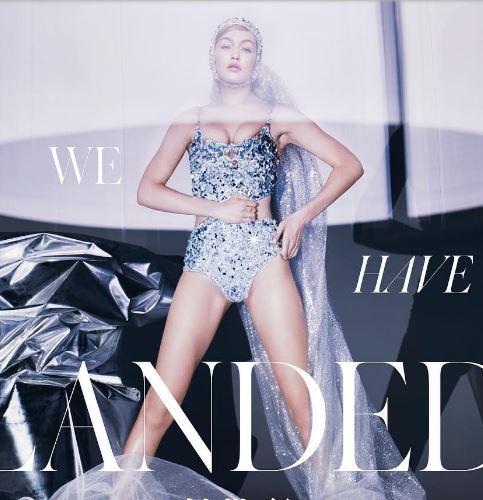 Vogue香港首刊模特选择Gigi Hadid惹怒网友