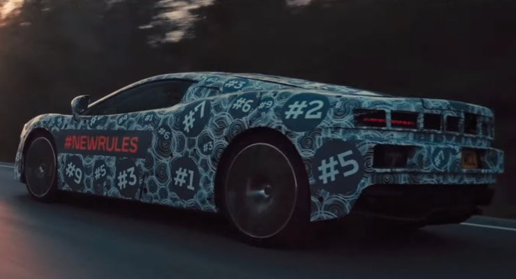 将于2019年亮相 迈凯轮将推全新GT跑车