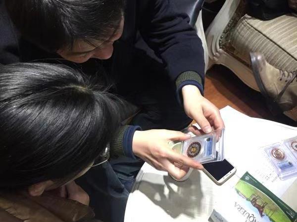 常州金店举办金银币文化沙龙活动
