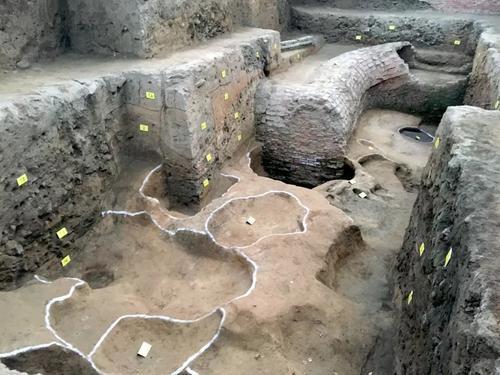 河南发现2000多年前的铸币厂