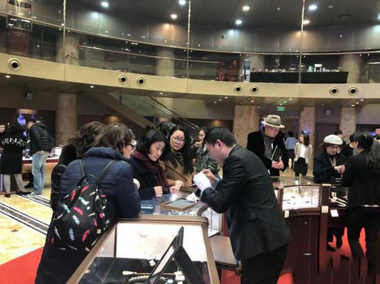第二届上海进博会宝玉石馆招展工作已结束