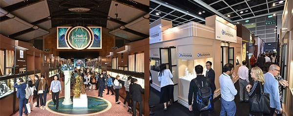 36届香港国际珠宝展圆满结束