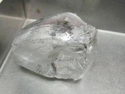英国钻石开采商发现一颗70ct钻石原石