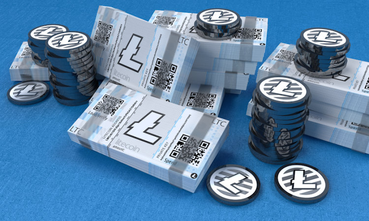 """莱特币三连涨后迎来小幅跌落 """"ICO新规制的建议""""于日本发布"""