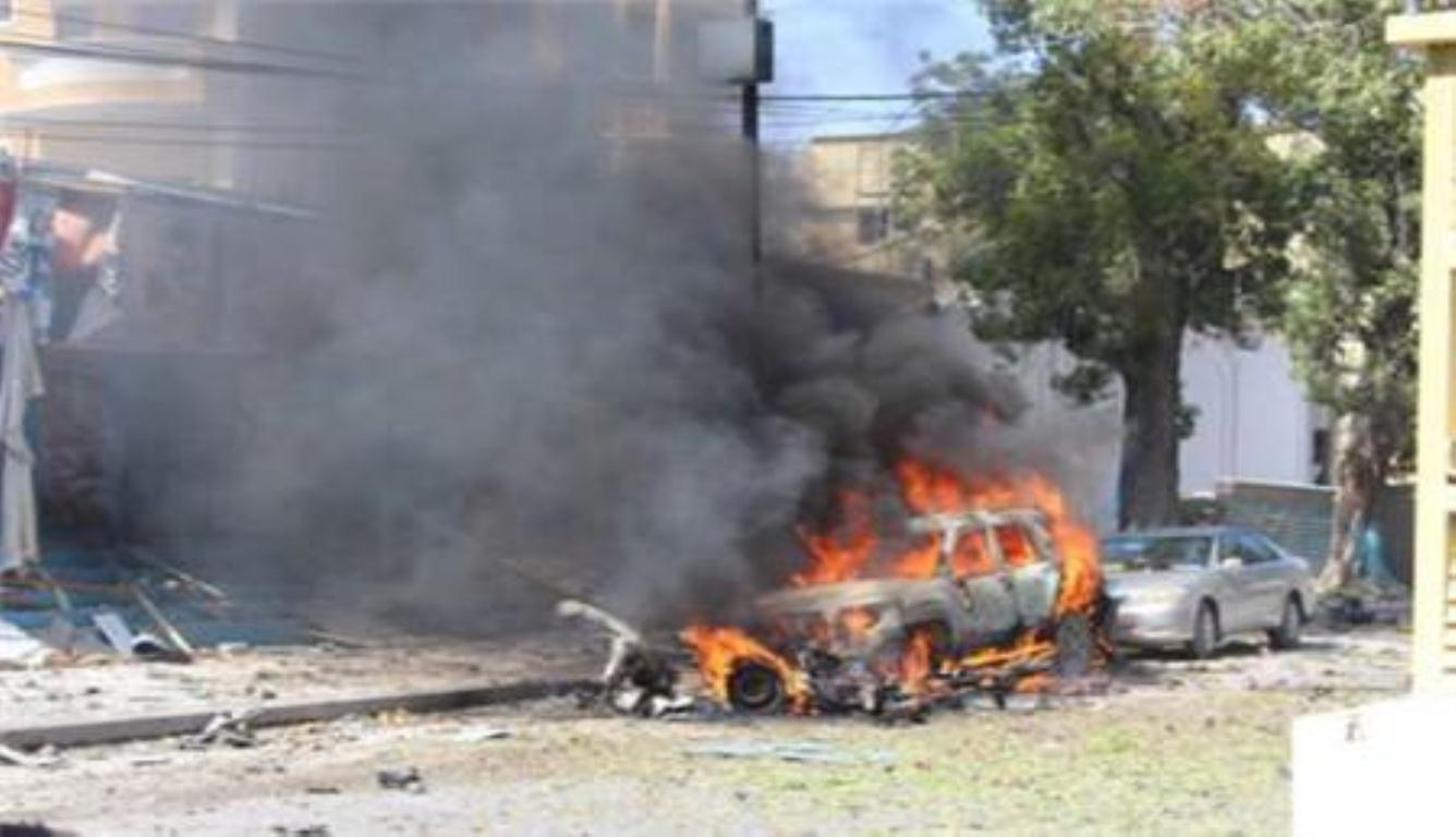 索马里总统府爆炸 已造成至少5人死亡7人受伤