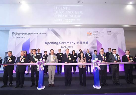 第6届香港国际钻石宝石及珍珠展 展商数目创历年新高