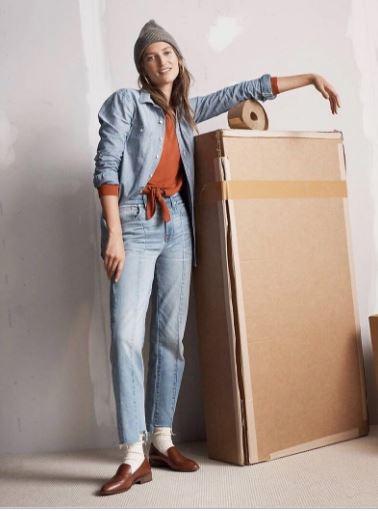 全能!一双乐福鞋搭配一整个衣柜