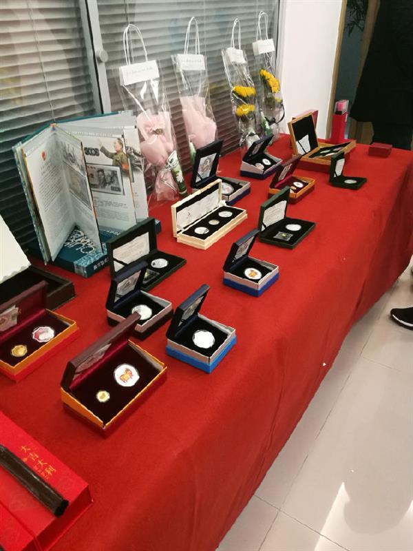 万国钱币举办贵金属纪念币品鉴会