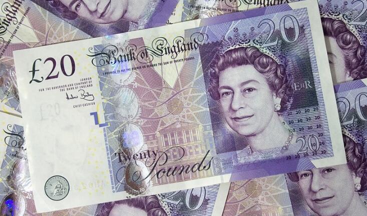英镑24小时内大涨逾300点 市场屏息今晚脱欧投票