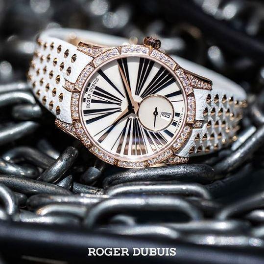 罗杰杜彼Roger Dubuis腕表新品 以创新者之姿等候
