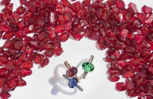 中国的珠宝的整体市场并未缩小 仍具备巨大的发展潜力