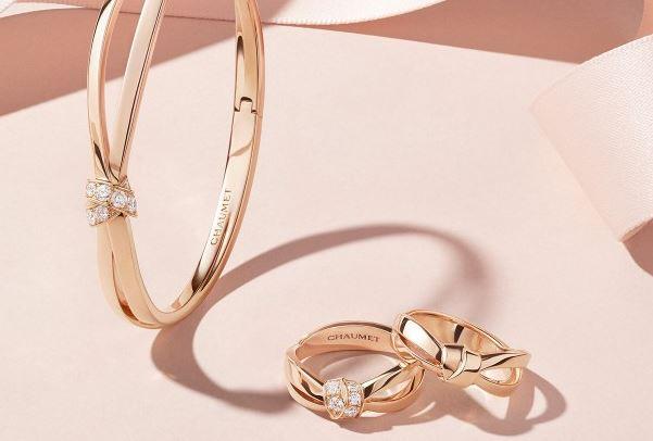 两个方向的不期而遇 Liens Séduction珠宝新品