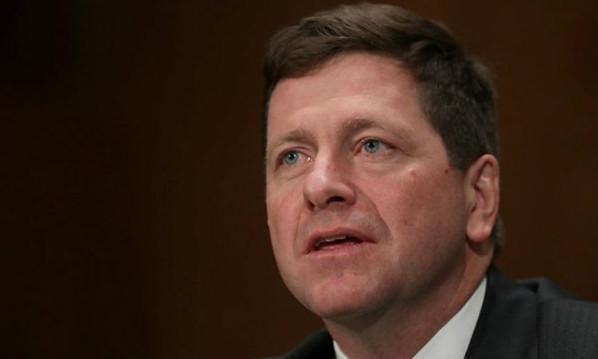 美国SEC主席称:以太坊等加密货币并非证券