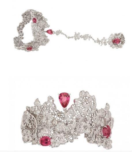 迪奥Dior顶级系列 美轮美奂的珠宝臻作