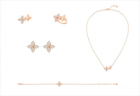 路易威登全新Star Blossom 珠宝系列 尽显精致珍贵
