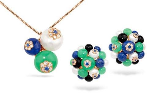英国珠宝品牌 David Morris推出新一季珠宝作品——「Berry」