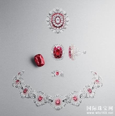梵克雅宝推出新一季高级珠宝系列——「Treasure of Rubies」