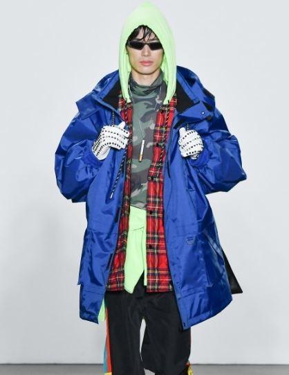 芝麻街+青年艺术家 太平鸟亮相纽约时装周