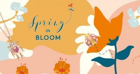春日焕新 周生生春季珠宝展现盎然春意