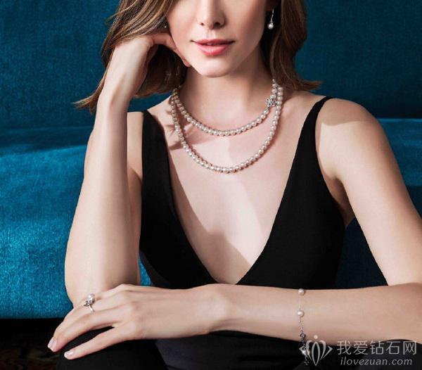 御木本2019全新珠宝系列——Day & Night 极致地演译了珍珠的多面优雅