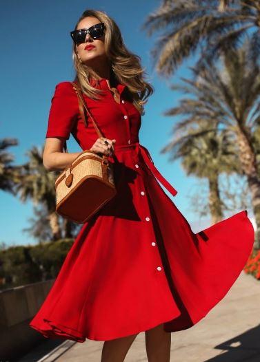时尚博主Mary Orton春季裙装教程 点击领取!