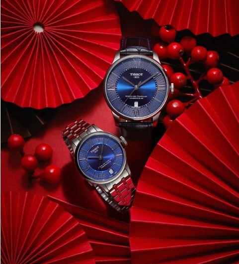 这一刻 创造下一刻 天梭杜鲁尔系列腕表