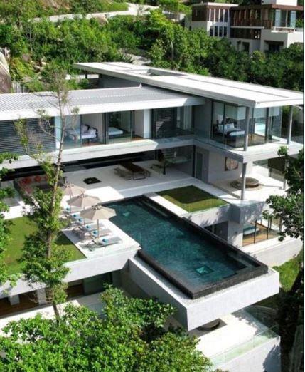 6款豪宅设计欣赏 看完可以动手改装了