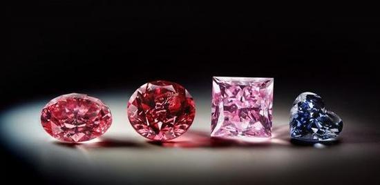 彩色钻石有多少种颜色