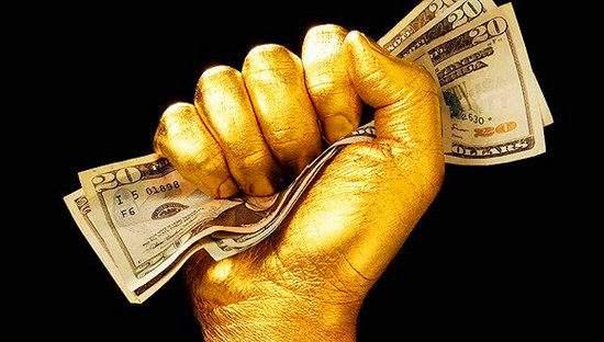 美股大跌避险回升 现货黄金录三周连涨