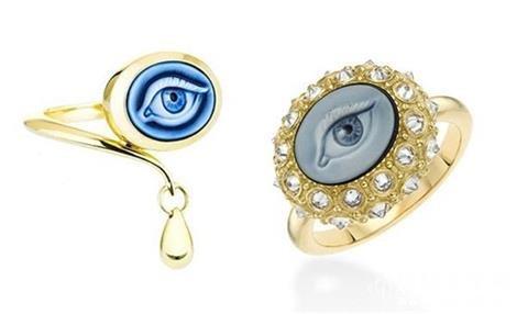 纽约珠宝设计师Ana Katarina推出Eye Love珠宝系列