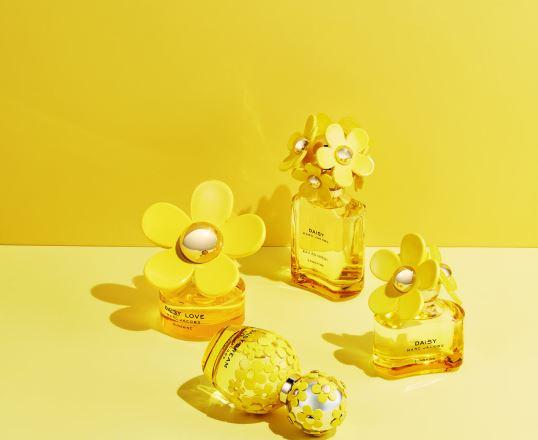 Marc Jacobs 2019春季雏菊限量香水 明亮黄色助你打造明媚心情