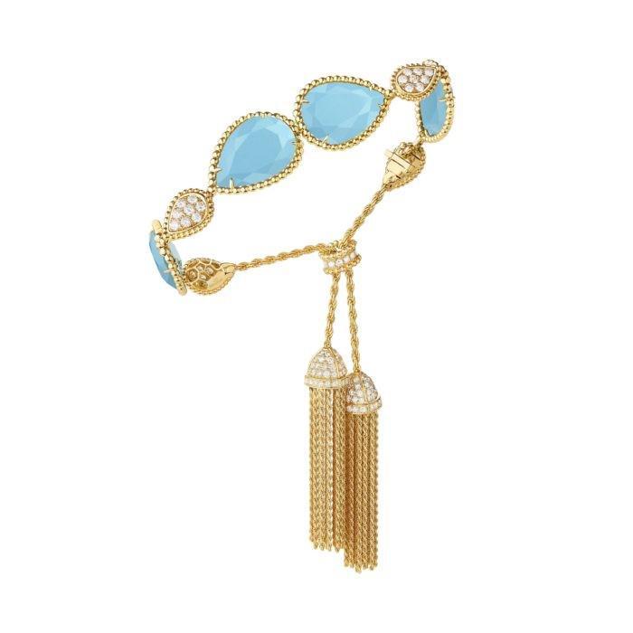 宝诗龙Boucheron以音响连接器为灵感推出珠宝新品「Jack」系列