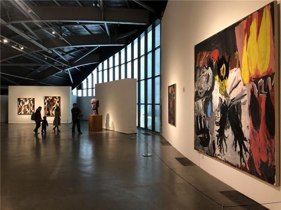 """""""重整丨德国艺术立场""""在南京艺术学院美术馆举行"""