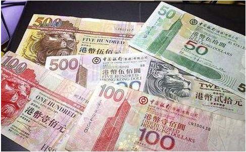 香港金管局再度在市场买入39.25亿港元