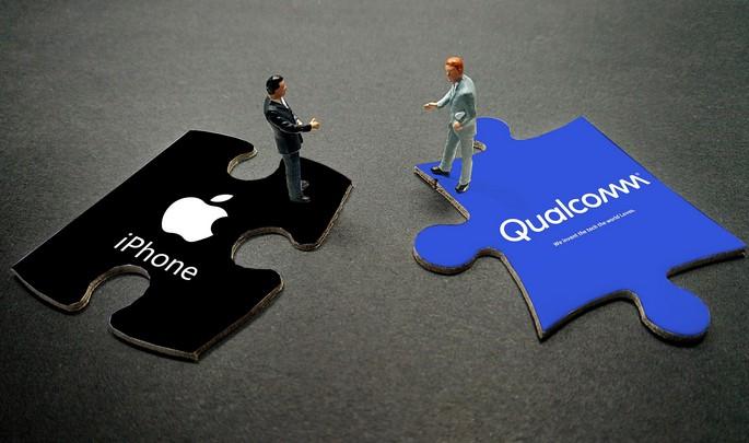 苹果哪些专利是高通的了