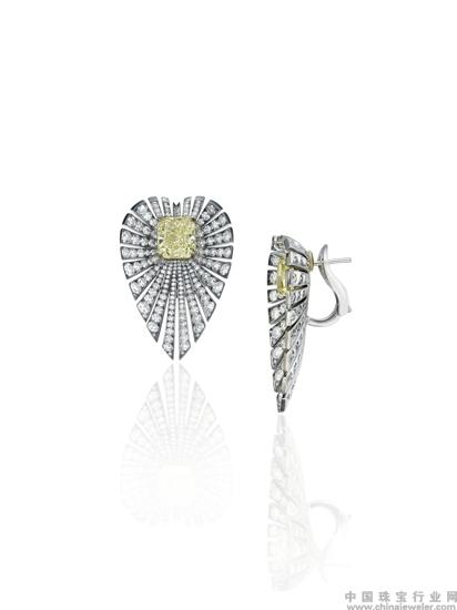 珠宝设计师 Lily Gabriella联手苏富比钻石呈献「璀璨流金」系列