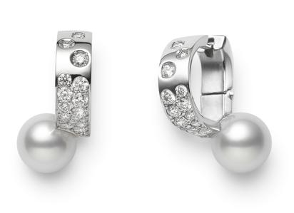 珍珠宝品牌MIKIMOTO全新Universe Elements系列 展现出独一无二的创造力