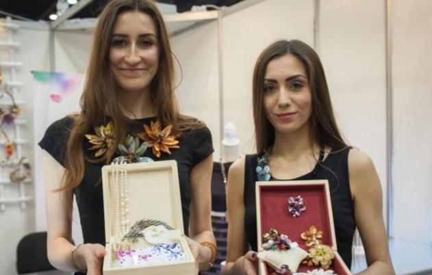 第26届国际琥珀与珠宝饰品展在波兰举行